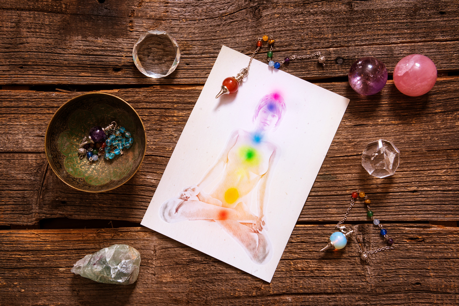 Why Caring for Your Chakras is Necessary